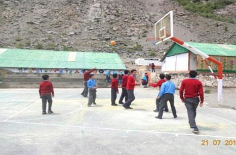 Basket Ball Competition
